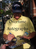 KELLY GRUBER SIGNED TORONTO BLUE JAYS 8X10 PHOTO