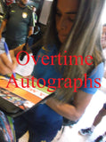 MARTA VIEIRA DA SILVA SIGNED TEAM BRAZIL 8X10 PHOTO 2