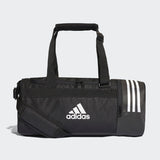 CONVERTIBLE 3-STRIPES DUFFEL BAG SMALL - Arcade Sports