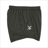 FBT Dri Fit Y-Slit Shorts #011-F - Arcade Sports