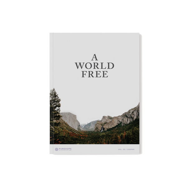 A World Free - Vol. 3: DEEPER