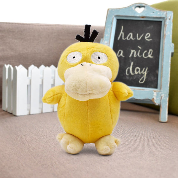 NEW!! Shiny Psyduck Japanese Stuffed Plush Doll