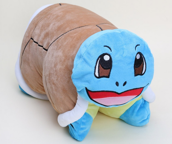 7styles pillow toy Charmander Charizard Eevee Squirtle Snorlax Dragonite plush stuffed