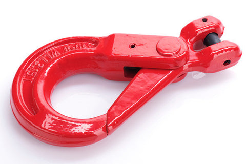 Clevis Self Locking Hook 10mm - Chain Care Lifting Services Ltd