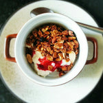 Almond Blueberries & Flaxseed Granola