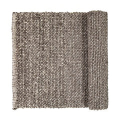 Woolen Looped Area Rug