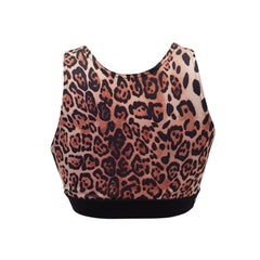 Bettie Top Leopard LIMITED EDITION