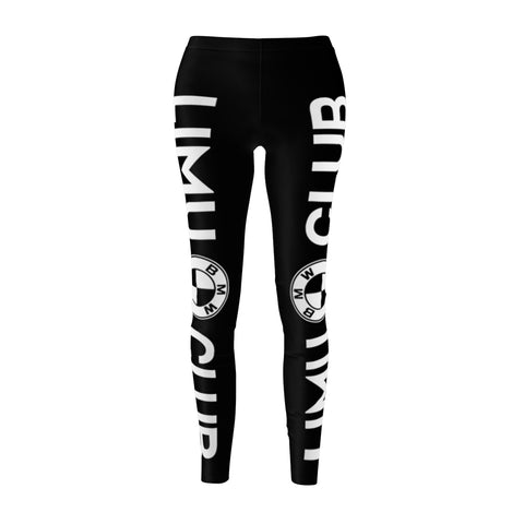 LIMU Club Women's Cut & Sew Casual Leggings