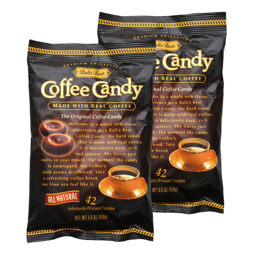 Bali's Best Coffee Candy - 2 Pack