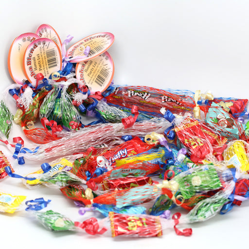 Aloha Assorted Candy Leis 6 pack