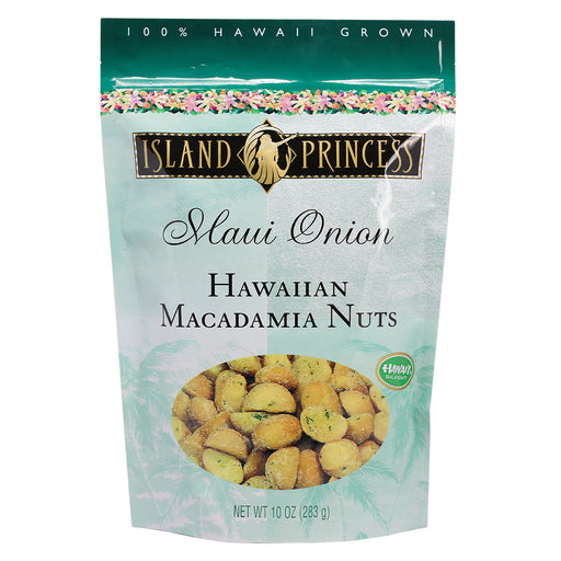 Island Princess Maui Onion Hawaiian Macadamia Nuts