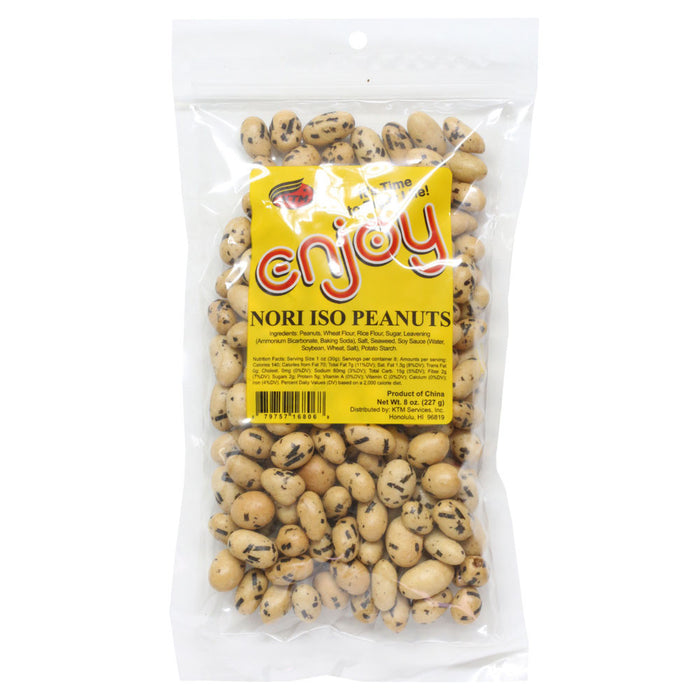 Enjoy Nori Iso Peanut - 8 oz