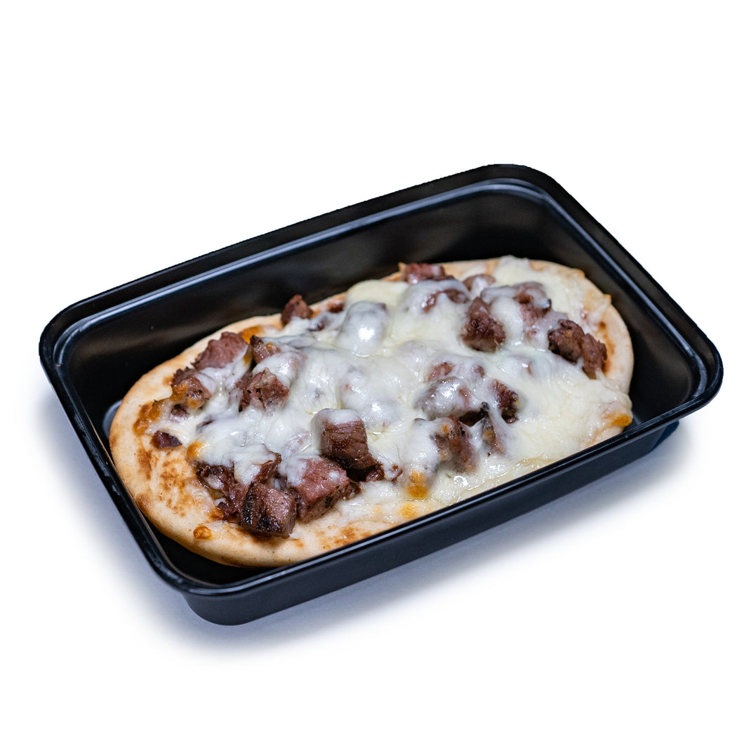 Steak and Cheese Flatbread (Monday Delivery)