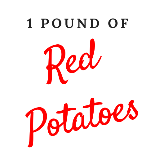 Red Potatoes (THURSDAY DELIVERY)