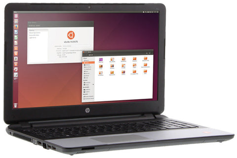HP 355 Quad Core Laptop with Ubuntu - akcom.net  - 1