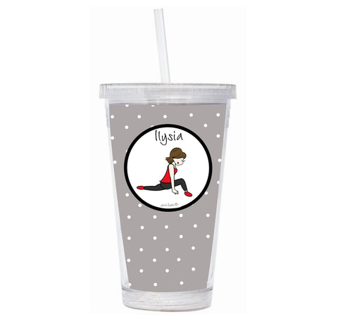 Personalized Barre Tumbler - philoSophie's®