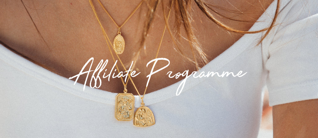 Luna & Rose affiliate Programme Jewellery Commission