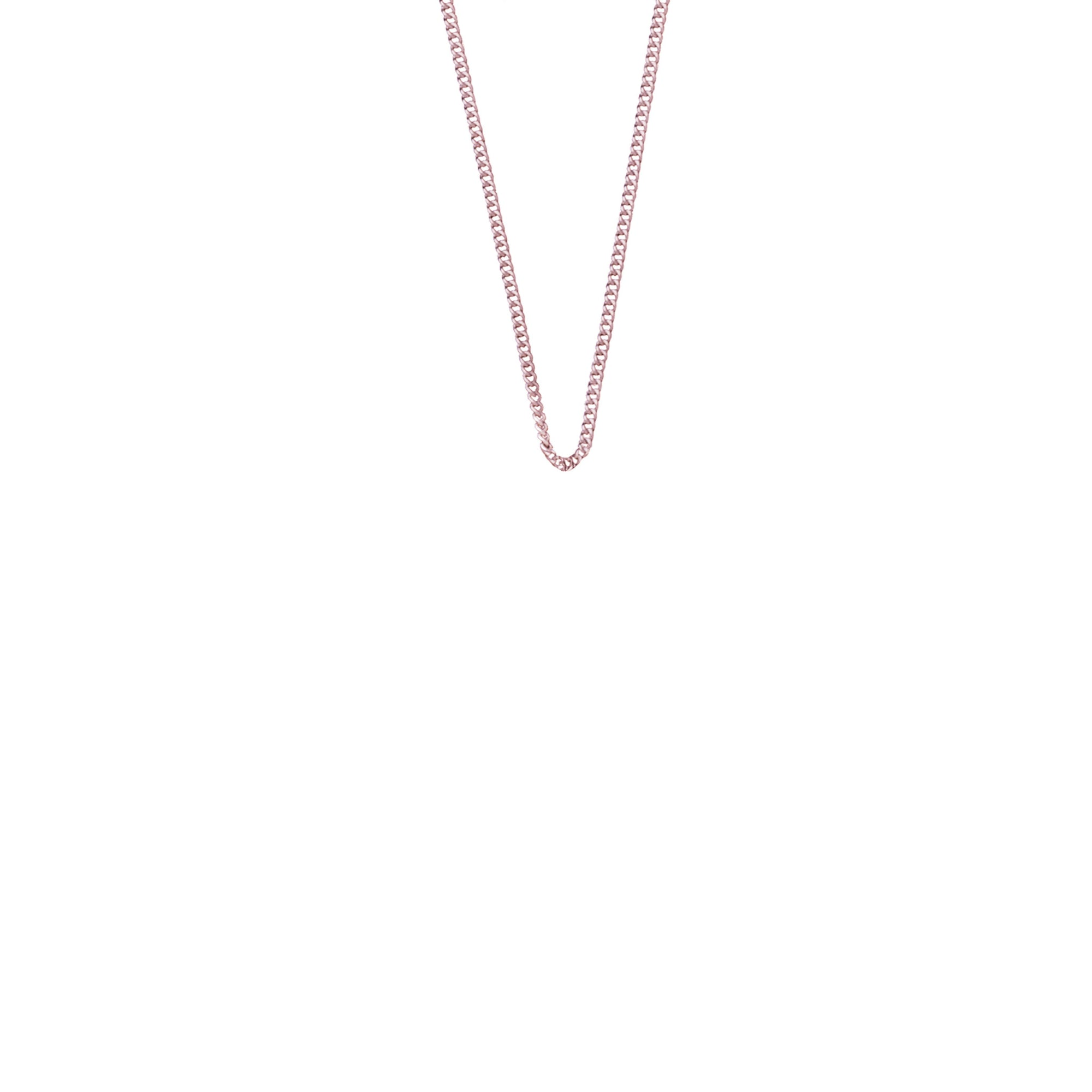 SIMPLE FINE CHAIN - To Add Charms onto (Rose Gold)