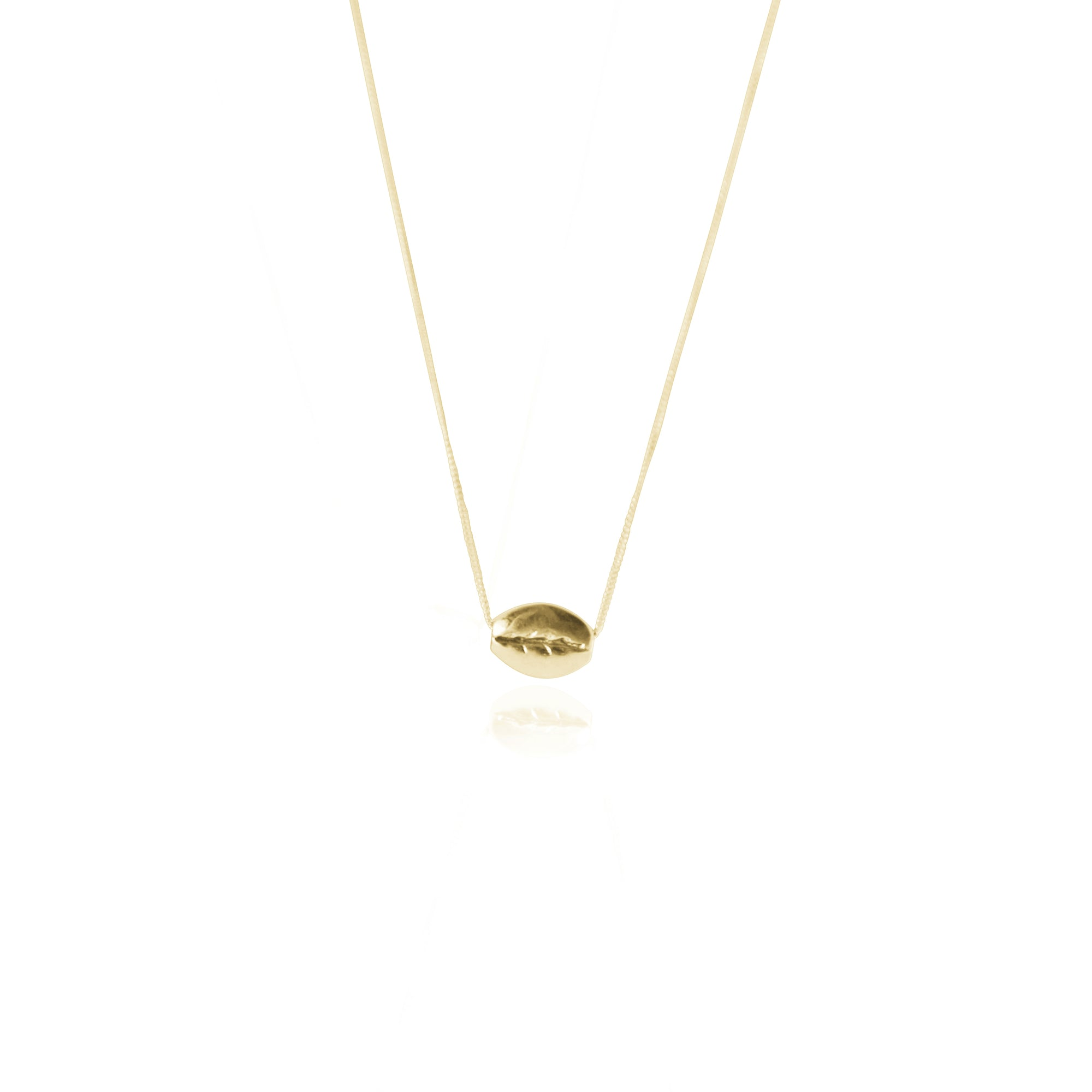 Coconut and Bliss x La Luna Rose Kintamani Necklace - GOLD