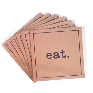 Placemats - Eat