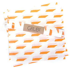 GRUB Paper - Orange Tennessee