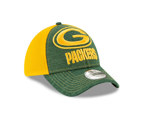 Green Bay Packers 39THIRTY Tonal Shade Neo Flex Fit Hat