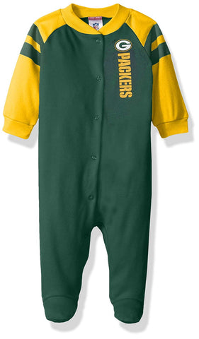 Green Bay Packers Baby Boys Sleep 'N Play Sleeper
