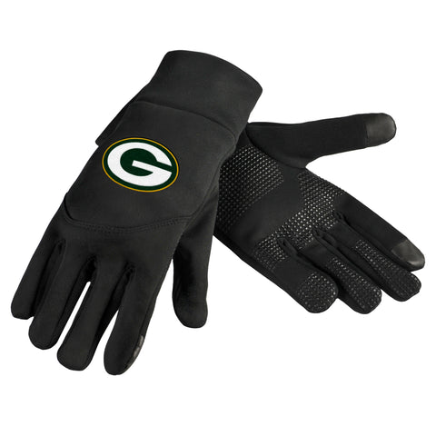 Green Bay Packers High-End Neoprene Touch Texting Gloves
