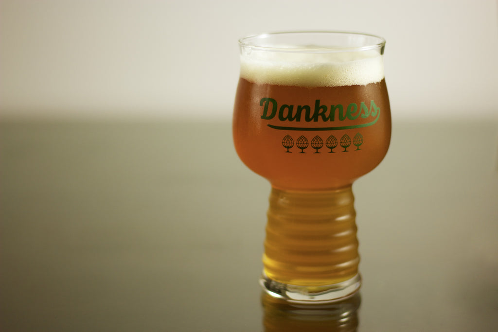 The Dankness Glass | B6--Glass 1 of 2