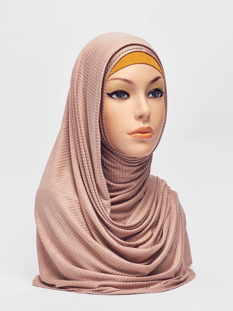 Lined Ready to Wear Hijab
