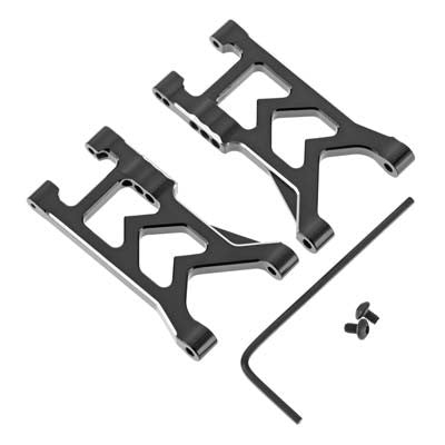 Hot Racing LTN5501 Aluminum Lower Suspension Arm Black LaTrax Teto HRALTN5501