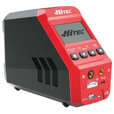 Hitec RDX1 - AC/DC Battery Charger/Discharger HRC44245