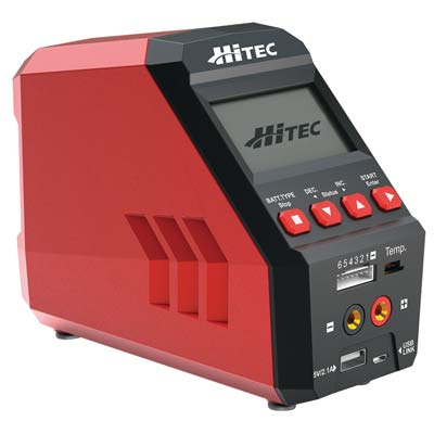 Hitec RDX1 Pro Single Channel 100W Charger HRC44246