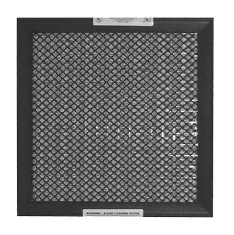"A+2000 Washable Electrostatic Permanent Custom Air Filter - 29 3/4"" x 31 3/4"" x 1"""