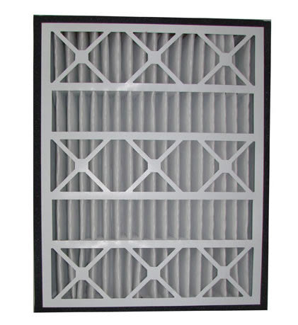 "Practical Pleated Air Filter (2-Pack) - 6"" x 6"" x 5"""