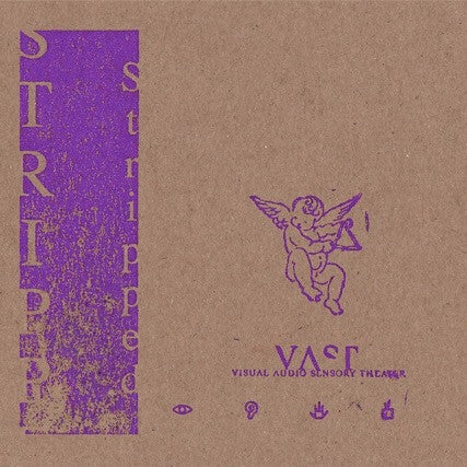 Stripped/Violet-Digital Download Version