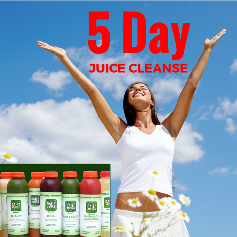 5 Day Cleanse - Intermediate