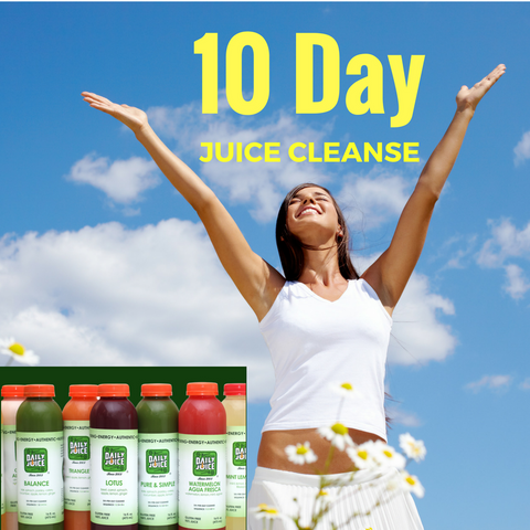 10 Day Cleanse - Advanced