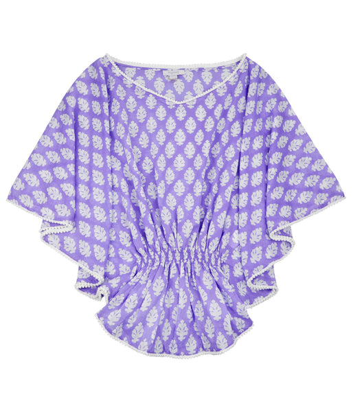 Iris Printed Cover Up (Ages 3-8)