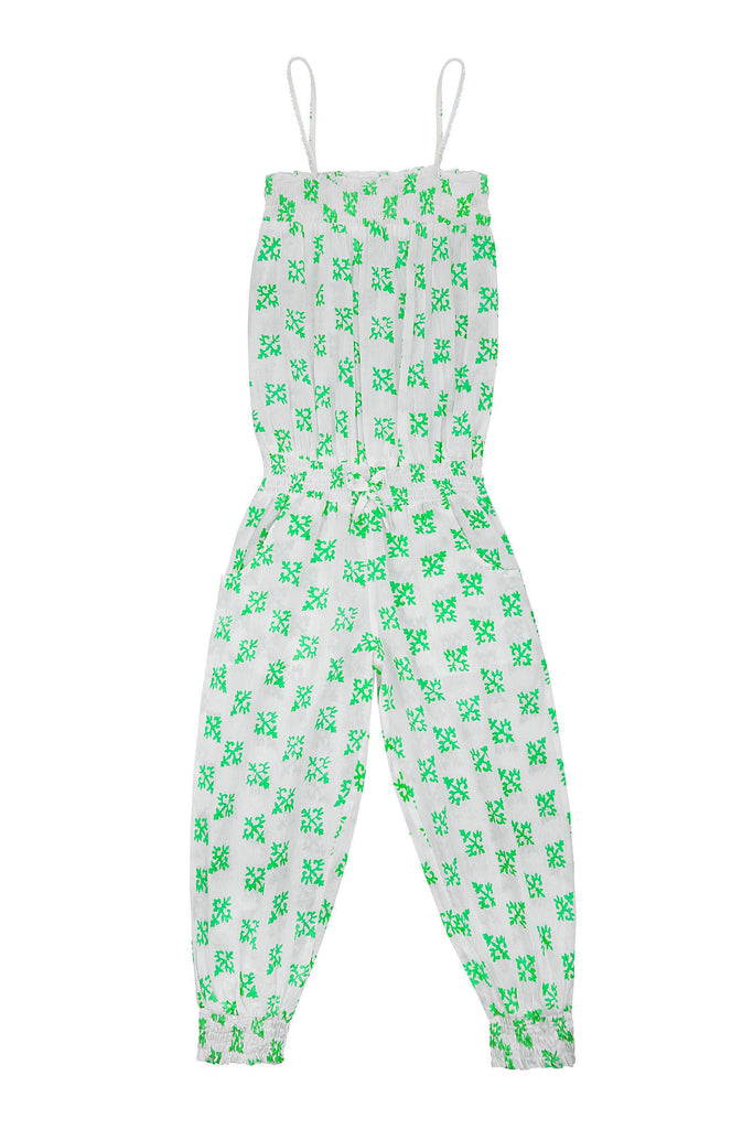 Lily Jumpsuit with Straps<Br>(Ages 3-6)