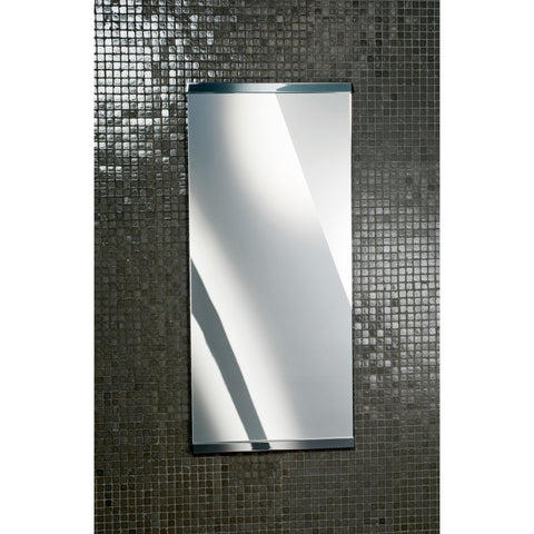 DWBA Wall Vertical / Horizontal Frameless Rectangular Bath Vanity Bedroom Mirror - AGM Home Store LLC