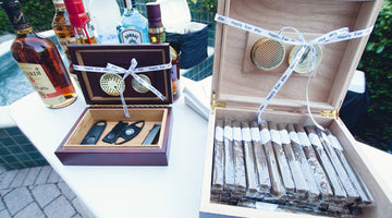 BLOG: Wedding Day Celebration Cigars