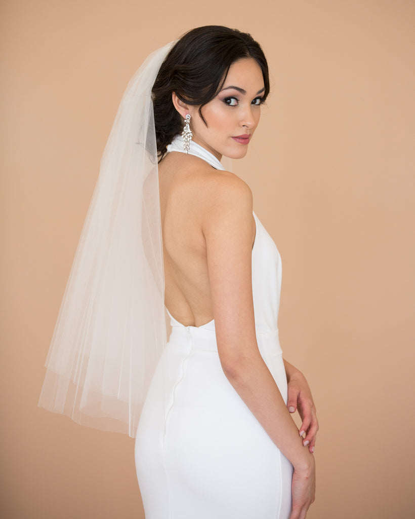 Tiered Wedding Veil