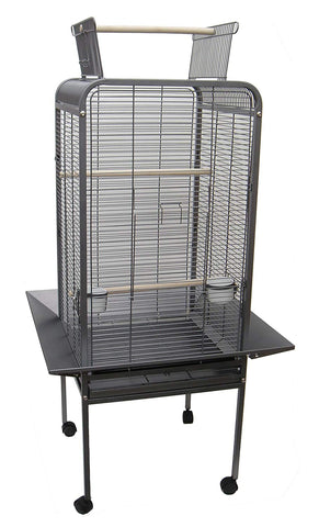 "YML EF22 1/2"" Bar Spacing Play Top Parrot Bird Cage"