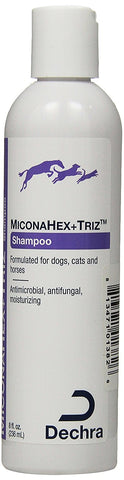 MiconaHEX+Triz Shampoo, 8 oz - Peazz Pet