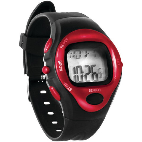 Bally Total Fitness BLH-4306 Wrist Heart Rate Monitor - Peazz.com