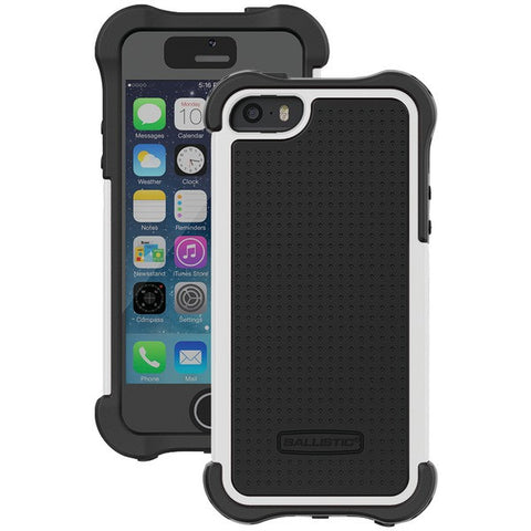 Ballistic Case Co. TX0945-A08N iPhone 5/5s/SE Tough Jacket Maxx Case with Black Holster - Peazz.com