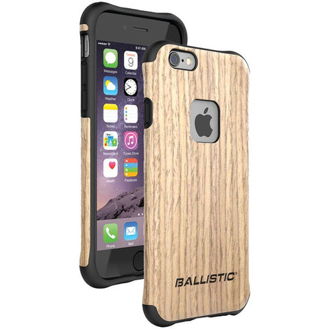 Ballistic Case Co. UE1667-B21N iPhone 6/6s Urbanite Select Case (White Ash Wood) - Peazz.com