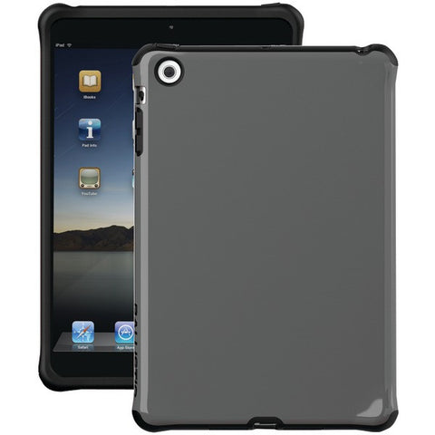 Ballistic Case Co. UR1286-A02C iPad mini with Retina display/iPad mini Urbanite Case (Black/Dark Charcoal Gray) - Peazz.com
