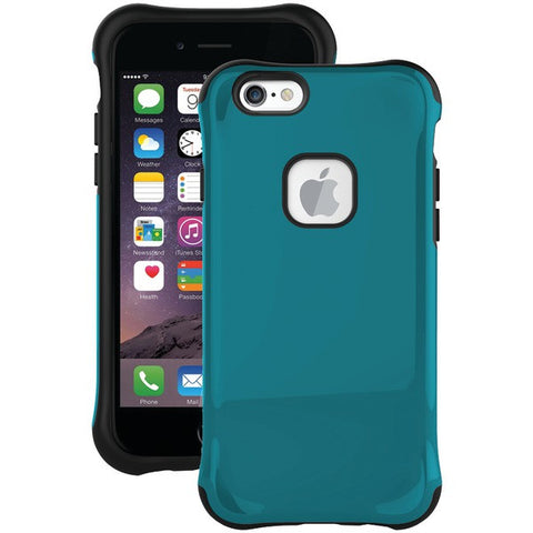 Ballistic Case Co. UR1413-B07N iPhone 6/6s Urbanite Case (Royal Teal/Black) - Peazz.com